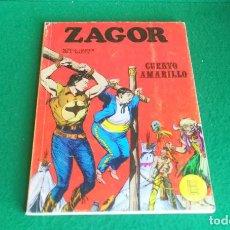 Cómics: ZAGOR - BURU LAN - Nº 4 - BUEN ESTADO. Lote 242393640