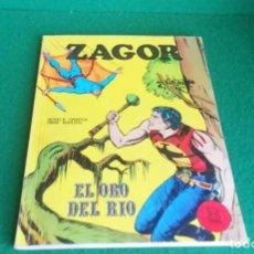 Cómics: ZAGOR - BURU LAN - Nº 3 - MUY BUEN ESTADO. Lote 242393870
