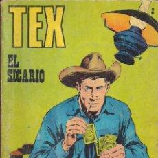 Cómics: TEX Nº 2: EL SICARIO. Lote 243019500