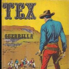 Cómics: TEX Nº 6: GUERRILLA. Lote 243021065