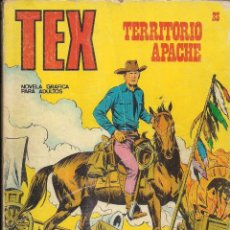 Cómics: TEX Nº 23: TERRITORIO APACHE. Lote 243021855
