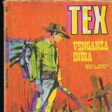Cómics: TEX Nº 25: VENGANZA INDIA. Lote 243022230