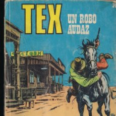Cómics: TEX Nº 34: UN ROBO AUDAZ. Lote 243022840