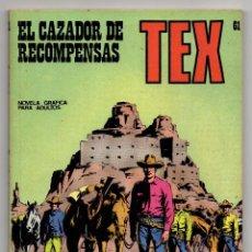 Cómics: TEX Nº 61 (BURU-LAN 1972). Lote 243127170
