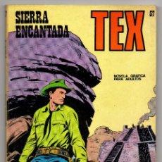Cómics: TEX Nº 57 (BURU-LAN 1972). Lote 243127490