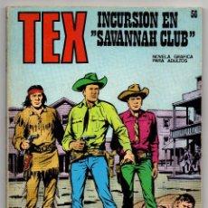 Cómics: TEX Nº 56 (BURU-LAN 1972). Lote 243127675