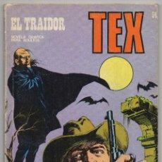 Cómics: TEX Nº 54 (BURU-LAN 1972). Lote 243127865
