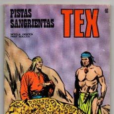 Cómics: TEX Nº 46 (BURU-LAN 1972). Lote 243128540