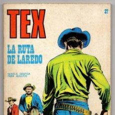 Cómics: TEX Nº 37 (BURU-LAN 1972). Lote 243129370