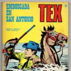 Cómics: TEX Nº 36 (BURU-LAN 1972). Lote 243129650