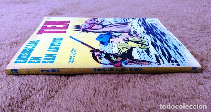Cómics: TEX nº 36 (Buru-Lan 1972) - Foto 2 - 243129650