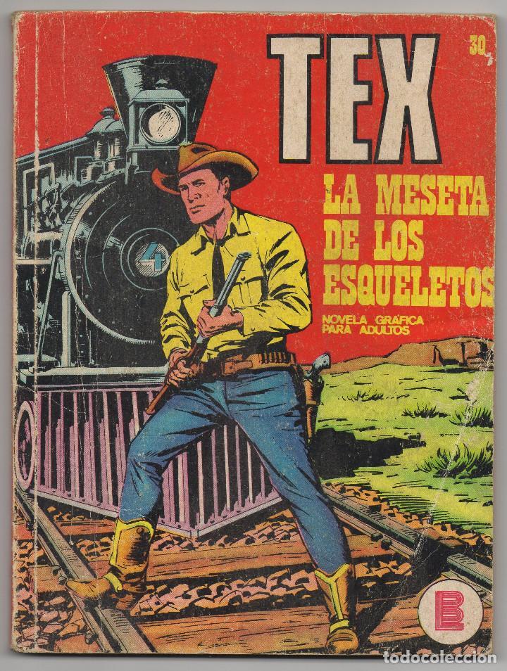 TEX Nº 30 (BURU-LAN 1972) (Tebeos y Comics - Buru-Lan - Tex)