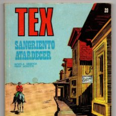 Cómics: TEX Nº 29 (BURU-LAN 1972). Lote 243130060