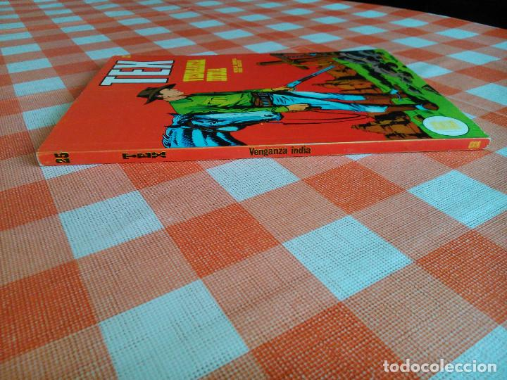 Cómics: TEX nº 25 (Buru-Lan 1971) - Foto 2 - 243130265