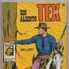 Cómics: TEX Nº 20 (BURU-LAN 1971). Lote 243130570