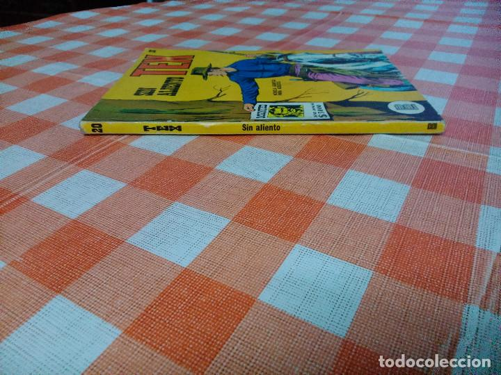 Cómics: TEX nº 20 (Buru-Lan 1971) - Foto 2 - 243130570