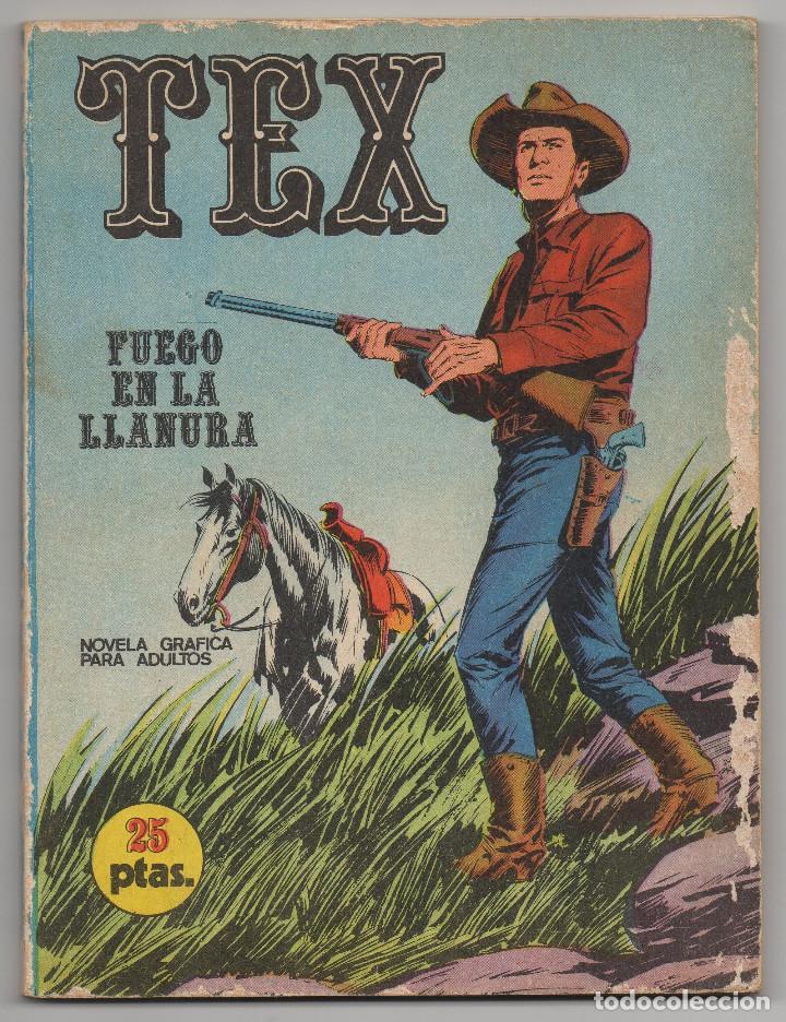 TEX Nº 17 (BURU-LAN 1971) (Tebeos y Comics - Buru-Lan - Tex)