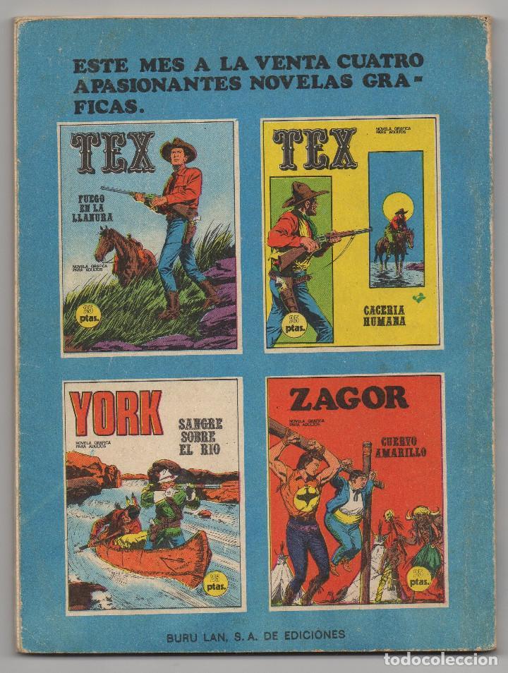 Cómics: TEX nº 17 (Buru-Lan 1971) - Foto 4 - 243131060