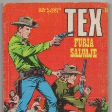 Cómics: TEX Nº 14 (BURU-LAN 1971). Lote 243131285