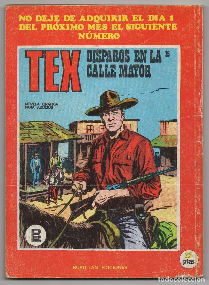 Cómics: TEX nº 14 (Buru-Lan 1971) - Foto 3 - 243131285