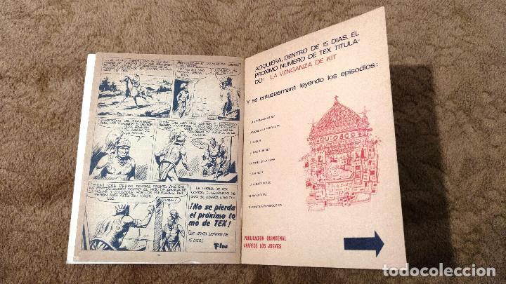 Cómics: TEX nº 8 (Buru-Lan 1970) - Foto 3 - 243131705