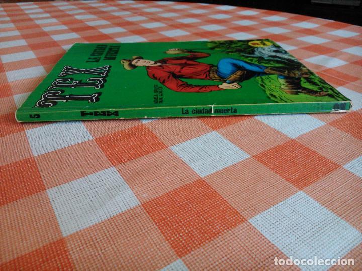 Cómics: TEX nº 5 (Buru-Lan 1970) - Foto 2 - 243131860
