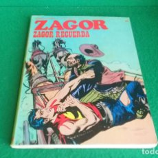 Comics : ZAGOR - BURU LAN - Nº 64 - BUEN ESTADO. Lote 243450180