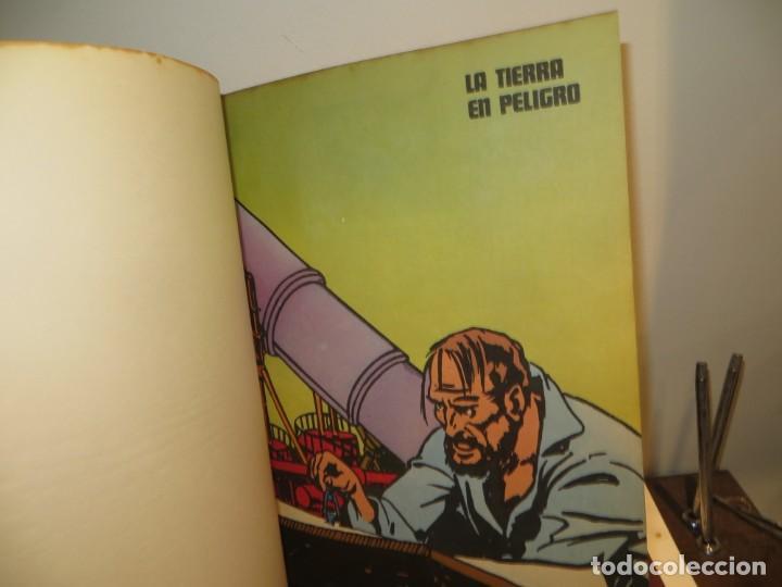 Cómics: FLASH GORDON BURU LAN, 2 TOMOS 200 HOJAS Y OTRO 240 1971,REGALADO - Foto 2 - 244192885