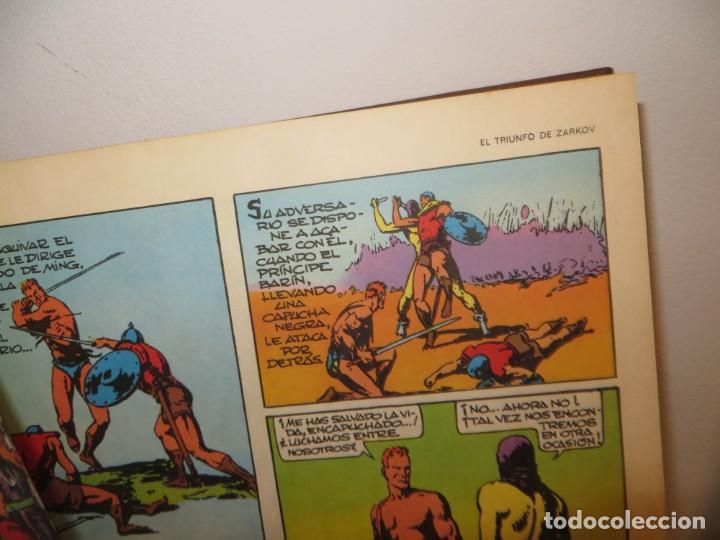 Cómics: FLASH GORDON BURU LAN, 2 TOMOS 200 HOJAS Y OTRO 240 1971,REGALADO - Foto 3 - 244192885