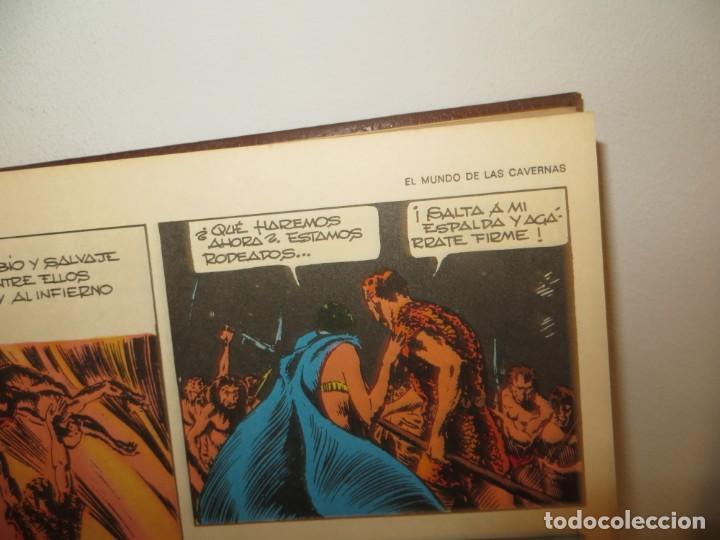 Cómics: FLASH GORDON BURU LAN, 2 TOMOS 200 HOJAS Y OTRO 240 1971,REGALADO - Foto 4 - 244192885