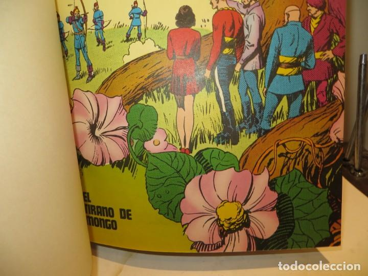 Cómics: FLASH GORDON BURU LAN, 2 TOMOS 200 HOJAS Y OTRO 240 1971,REGALADO - Foto 7 - 244192885
