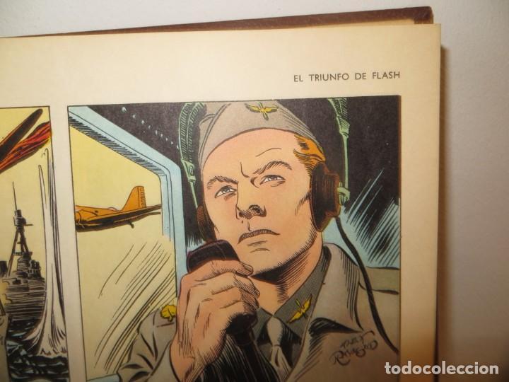 Cómics: FLASH GORDON BURU LAN, 2 TOMOS 200 HOJAS Y OTRO 240 1971,REGALADO - Foto 10 - 244192885