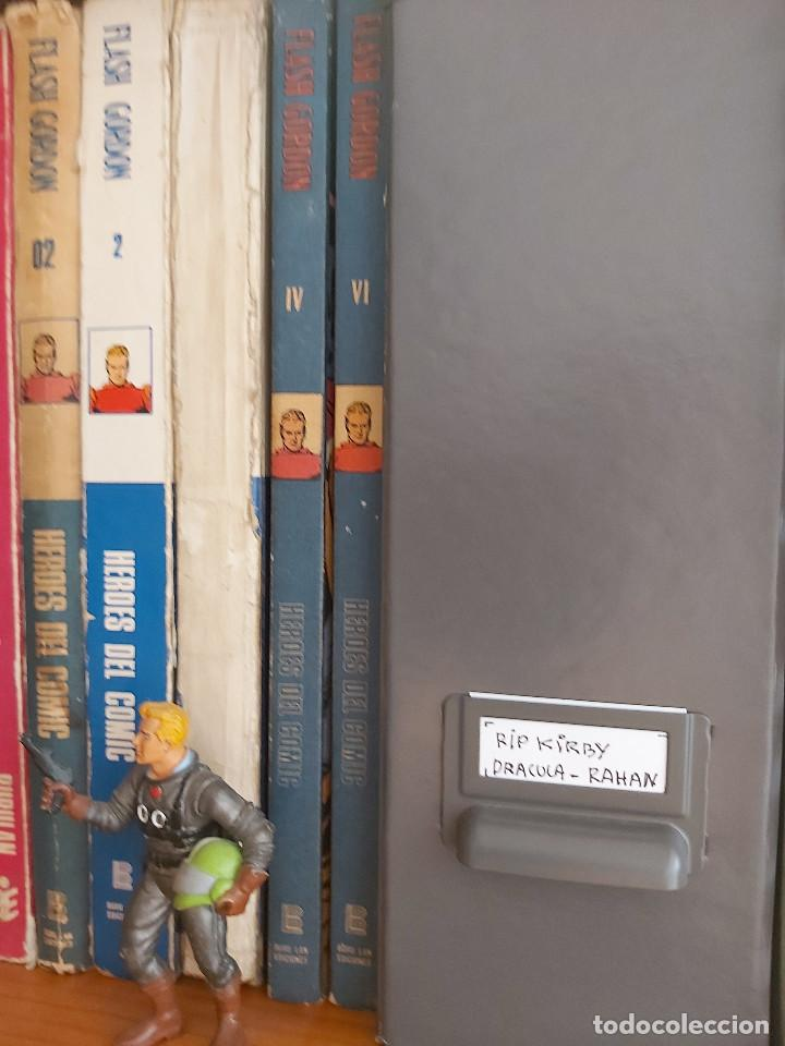 Cómics: * FLASH GORDON * HEROES DEL COMIC * EDICIONES BURULAN 1971 * LOTE FASCICULOS 12 Nº OFERTA * - Foto 20 - 206126503