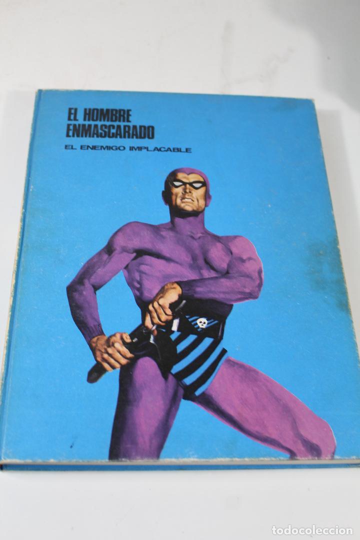 EL HOMBRE ENMASCARADO TOMO Nº3. BURULAN AÑOS 70 (Tebeos y Comics - Buru-Lan - Hombre Enmascarado)