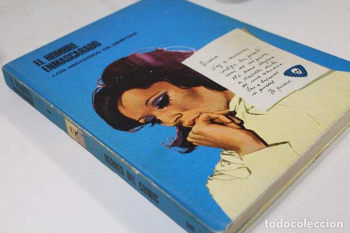Cómics: EL HOMBRE ENMASCARADO TOMO Nº4. BURULAN AÑOS 70 - Foto 2 - 244635970