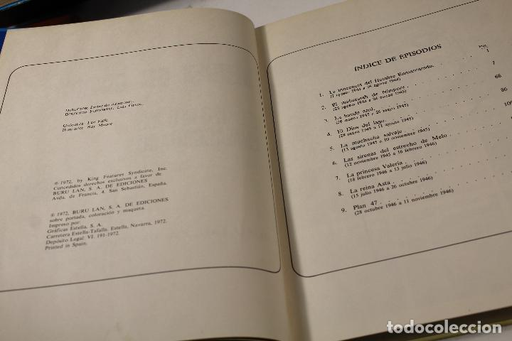 Cómics: EL HOMBRE ENMASCARADO TOMO Nº4. BURULAN AÑOS 70 - Foto 6 - 244635970