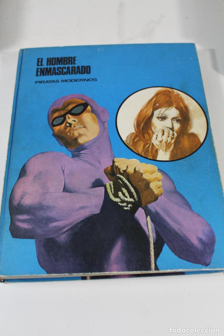 EL HOMBRE ENMASCARADO TOMO Nº7. BURULAN AÑOS 70 (Tebeos y Comics - Buru-Lan - Hombre Enmascarado)