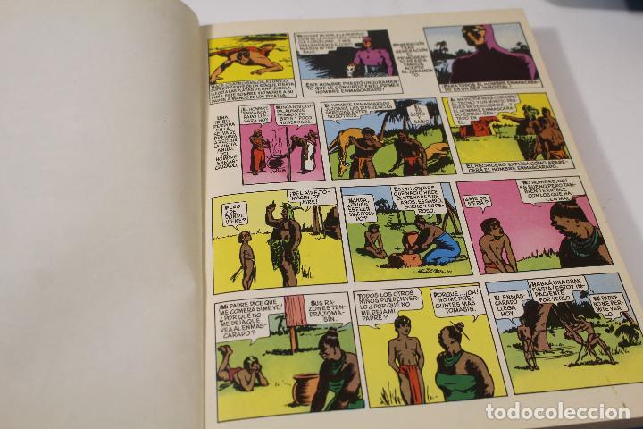 Cómics: EL HOMBRE ENMASCARADO TOMO Nº1. BURULAN AÑOS 70 - Foto 3 - 244636220