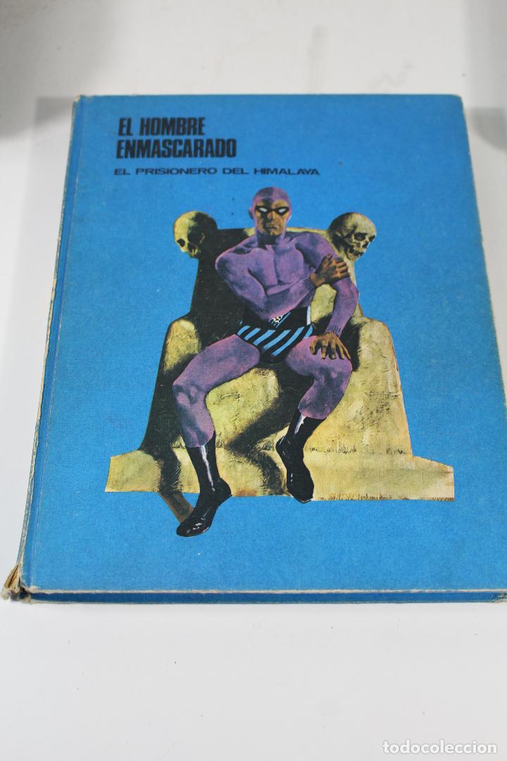EL HOMBRE ENMASCARADO TOMO Nº1. BURULAN AÑOS 70 (Tebeos y Comics - Buru-Lan - Hombre Enmascarado)