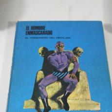 Cómics: EL HOMBRE ENMASCARADO TOMO Nº1. BURULAN AÑOS 70. Lote 244636220
