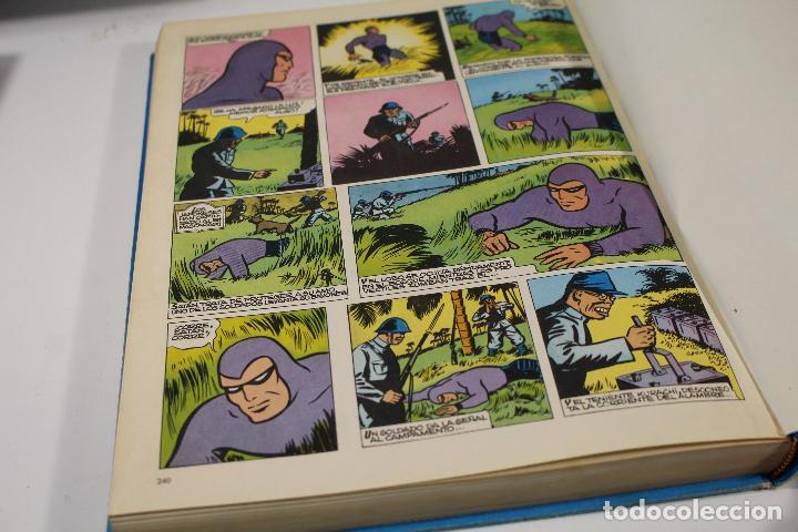 Cómics: EL HOMBRE ENMASCARADO TOMO Nº2. BURULAN AÑOS 70 - Foto 2 - 244636295