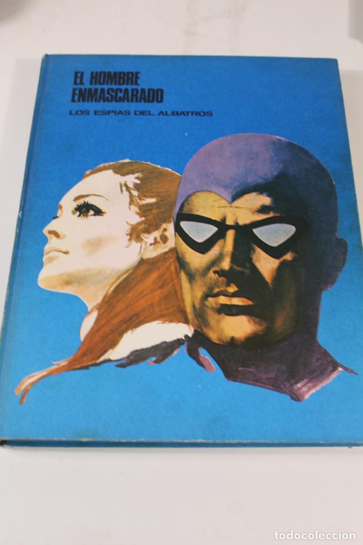 EL HOMBRE ENMASCARADO TOMO Nº2. BURULAN AÑOS 70 (Tebeos y Comics - Buru-Lan - Hombre Enmascarado)
