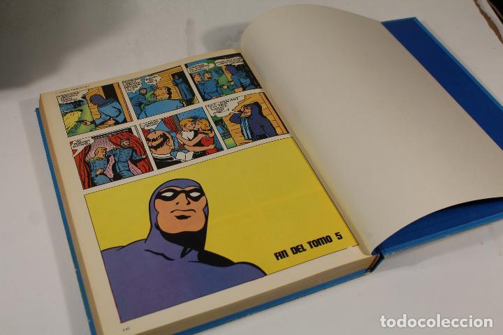 Cómics: EL HOMBRE ENMASCARADO TOMO Nº5. BURULAN AÑOS 70 - Foto 2 - 244636360