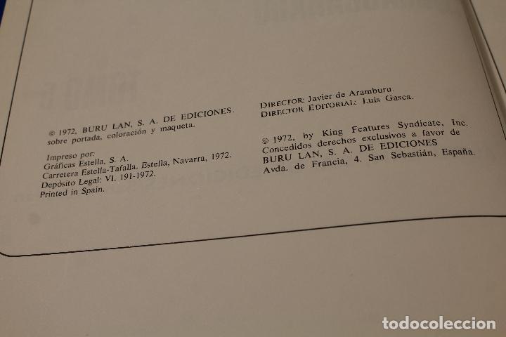 Cómics: EL HOMBRE ENMASCARADO TOMO Nº5. BURULAN AÑOS 70 - Foto 5 - 244636360
