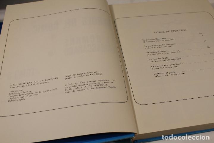 Cómics: EL HOMBRE ENMASCARADO TOMO Nº5. BURULAN AÑOS 70 - Foto 8 - 244636360