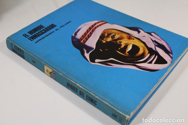 EL HOMBRE ENMASCARADO TOMO Nº5. BURULAN AÑOS 70 (Tebeos y Comics - Buru-Lan - Hombre Enmascarado)