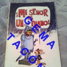 Cómics: MI SEÑOR ES UN ENANO BRANT PARKER BURU LAN U23. Lote 244682565