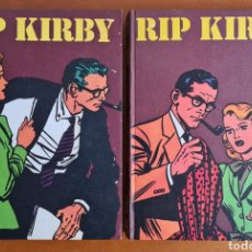 Cómics: RIP KIRBY - VOL. 1 Y 2 - ALEX RAYMOND - BURU LAN AÑO 1973 - COMIC TBEO. Lote 244872405