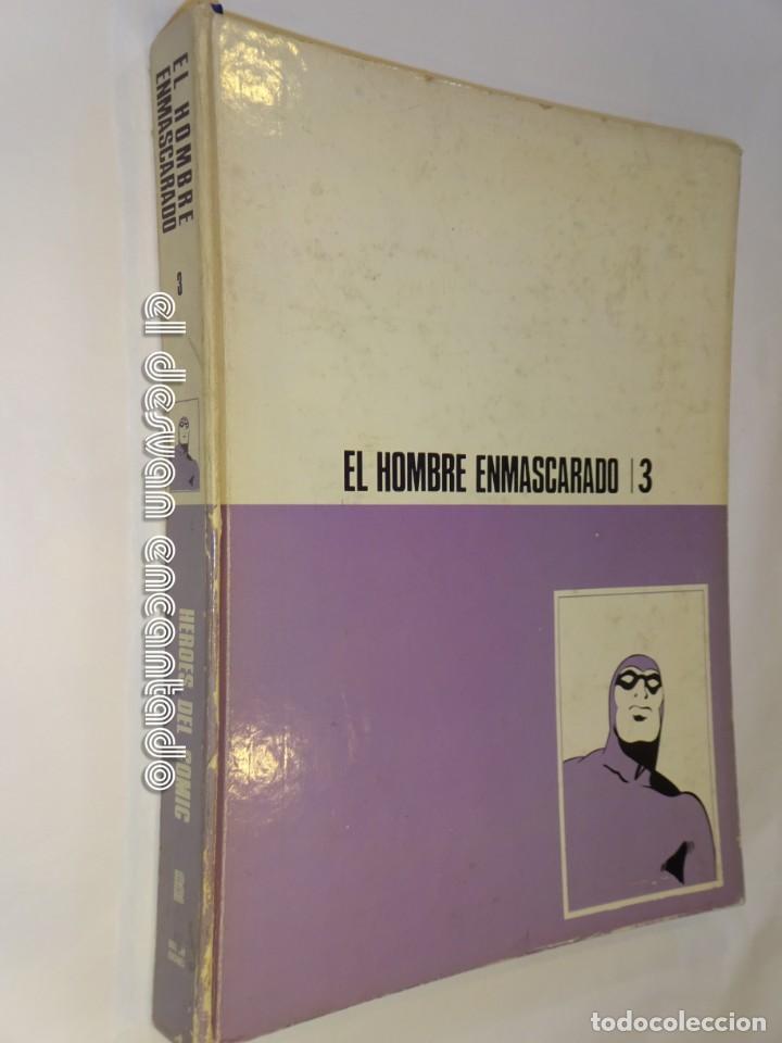 EL HOMBRE ENMASCARADO. BURU LAN. VOL. 3 (Tebeos y Comics - Buru-Lan - Hombre Enmascarado)