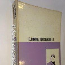 Cómics: EL HOMBRE ENMASCARADO. BURU LAN. VOL. 3. Lote 245212475